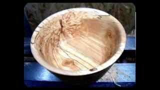 Roberts Drechselbude - Vom Baum zur Schale