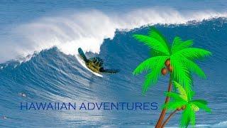 Поездка на Гавайи / HAWAIIAN ADVENTURES(Это видео было снято год назад, во время моего путешествия на Гавайи, на прекрасный остров Мауи. Спасибо..., 2016-05-20T04:55:26.000Z)