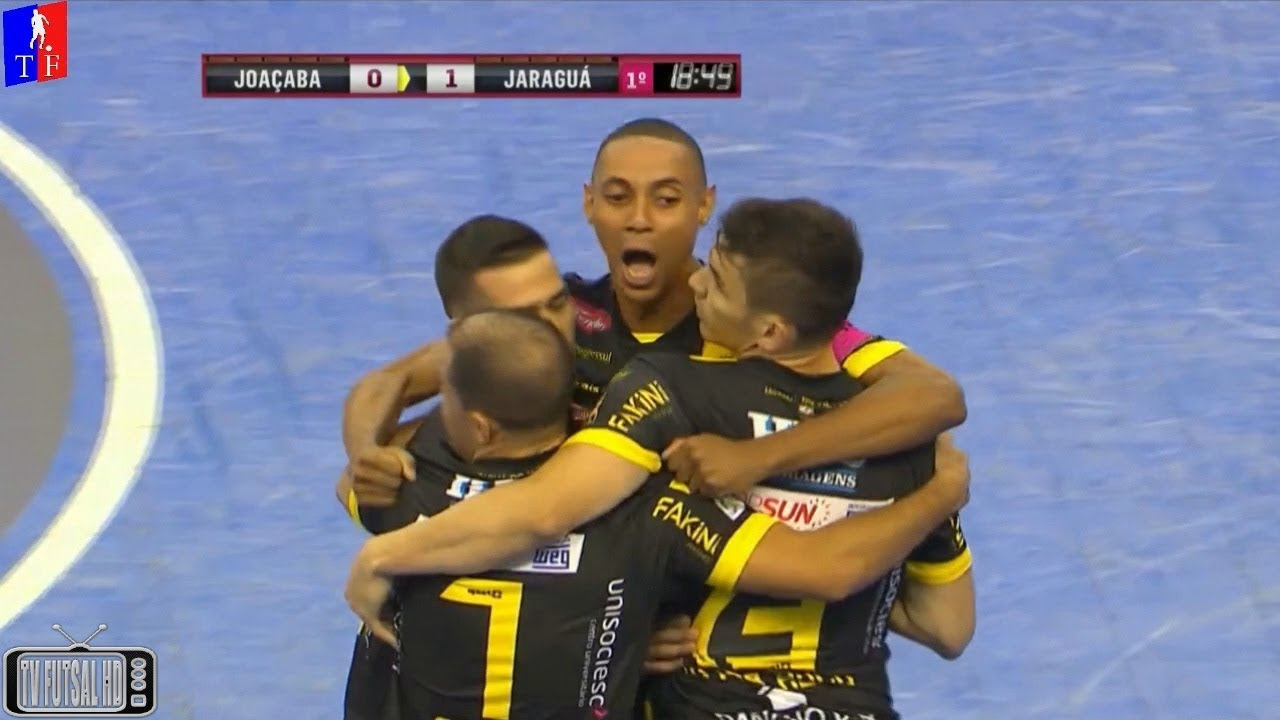 Gols Joaçaba 0 x 2 Jaraguá - 2ª Semana Liga Nacional de Futsal 2018  (26 03 2018) db8741b19e0f8