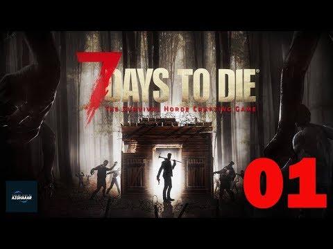 7 Days to die #FR #Coop [Alpha 16.4] - Episode 1