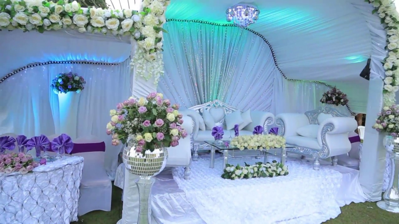 decoration items for marriage asha and brian s wedding decor by event styles uganda 10696