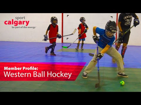 Sport Calgary Member Profile: Western Ball Hockey