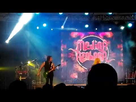 Medina azahara - niños - Festival San Fernando 18/08/2017