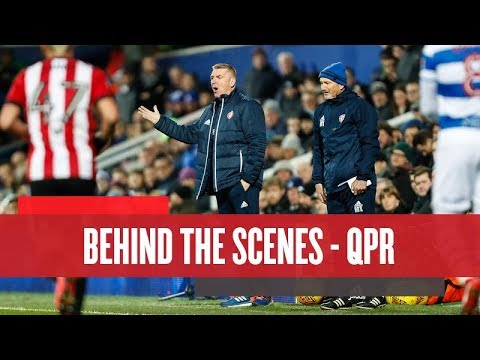Behind The Scenes - QPR