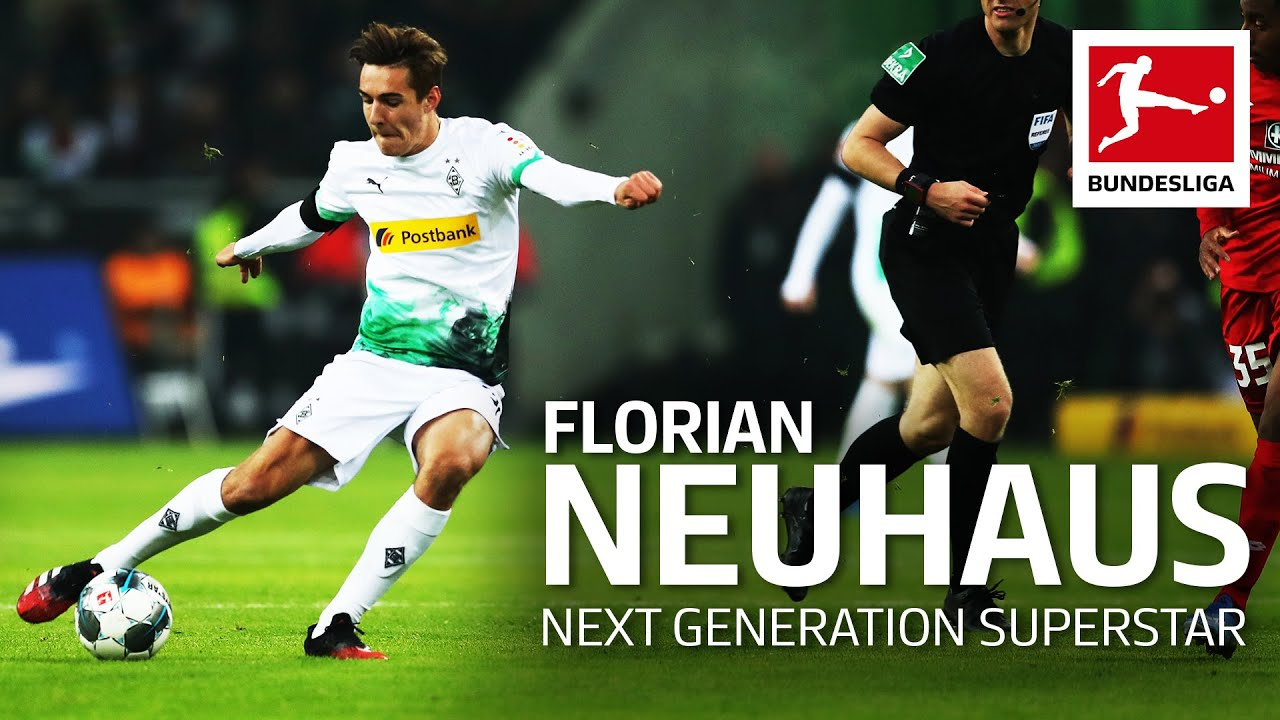 Florian Neuhaus - Gladbach's Next Generation Superstar