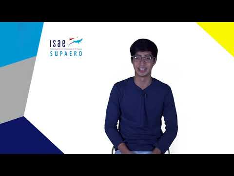 Spring semester in aeronautical engineering: interview with Zhi Wei from Singapore