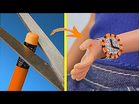 17 Clever Barbie Hacks And Crafts