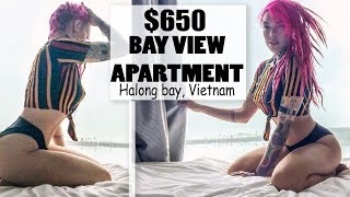 My $650 APARTMENT TOUR in HALONG || Life in Vietnam