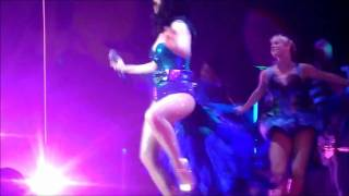 Katy Perry Peacock 28th March Dublin o2 HD