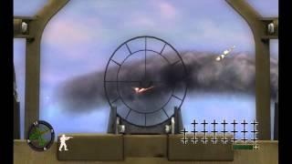 Call Of Duty 2 Big Red One Mission 5  Liberators HD