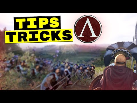 How To Play As *SPARTA* | How To Use HOPLITES | Tips and Tricks | Total War Rome 2 |  How To SIEGE |