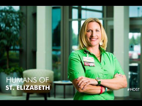 Humans of St. Elizabeth - Sarah Wood