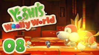 Wurstl der Feuerhundi! | #08 | Yoshi's Woolly World