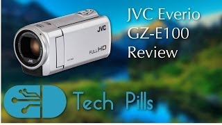 Review: JVC Everio GZ-E100 Full HD Camcorder