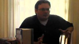 Brandon Sanderson interview with Peter Orullian