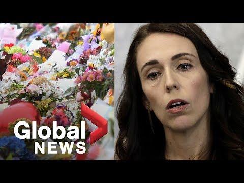 New Zealand shooting: Jacinda Ardern speaks ahead of 1st anniversary of mosque attack