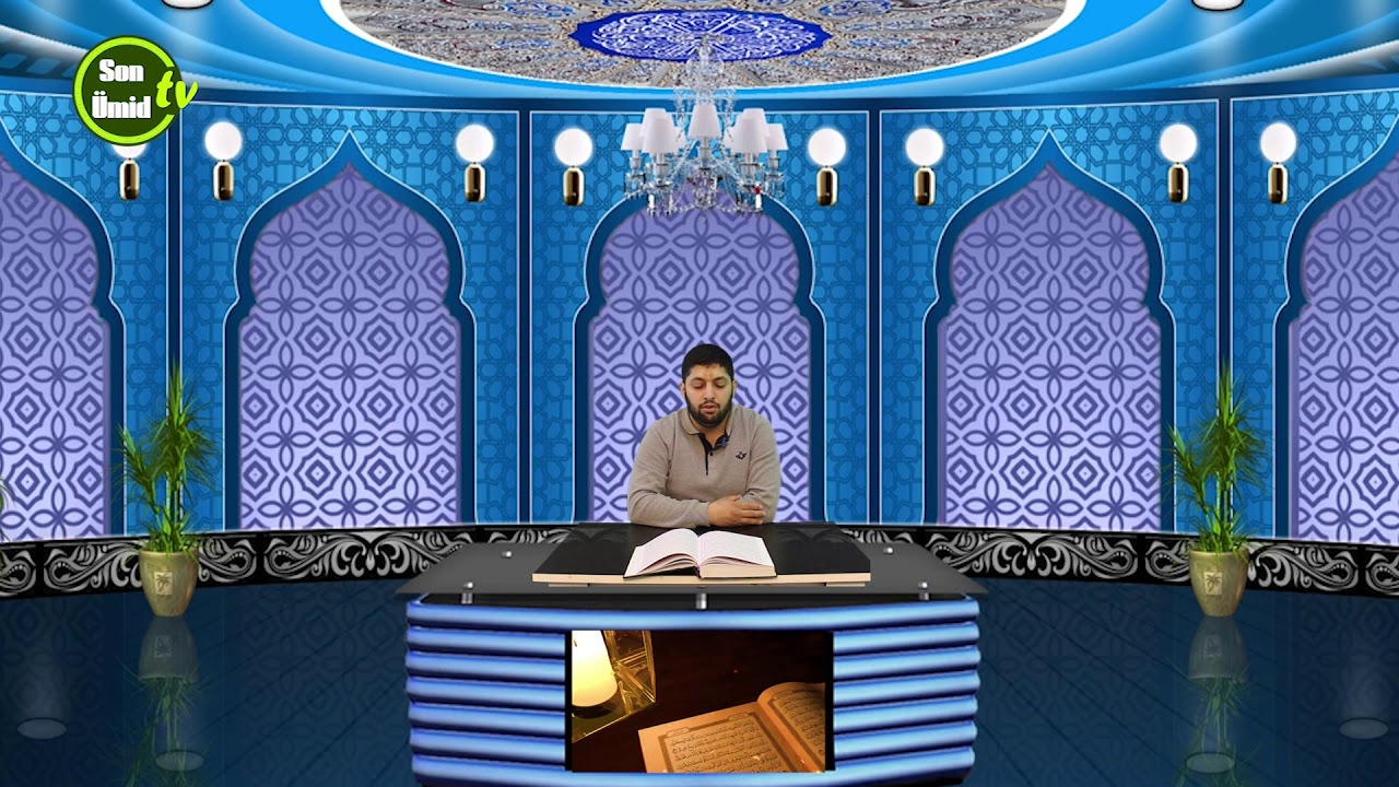 Hacı Rahib Ramazan2020 1-ci gün Bəqərə 183-184 ayələr
