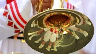 105年嘉義市第25屆國際管樂節 北一女中 樂儀旗隊 活動全