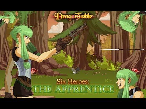 Dragon Fable The Apprentice