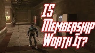 DCUO - Is Membership Worth It? - Why To Get Membership (Basic)