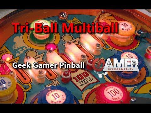 Tri-Ball Multiball Pinball Chat