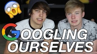GOOGLING OURSELVES thumbnail