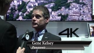 Panasonic - UltraHD: CES 2014