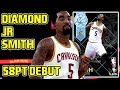 DIAMOND JR SMITH 58PT GAMEPLAY  THE HENNY GOD CANT BE STOPPED  NBA 2k18 MYTEAM