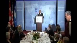 CFR Meeting Zbigniew Brzezinski Fears The Global Political Awakening
