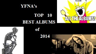 My Top Ten Albums of 2014