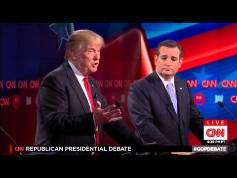 Q9 - Trump, Cruz - GOP Brand, Trade, Currency Devaulation