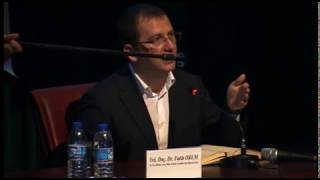 Kur'an'ı Anlama Usulü – Yrd.Doç.Dr. Fatih Orum – Konferans, Niğde