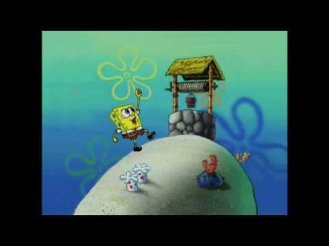 SpongeBob Wishing Well song