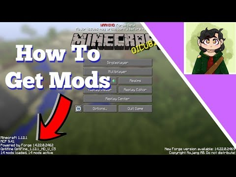 how-to-install-mods-on-minecraft-pc-java-edition:-complete-step-by-step-tutorial-1.12.1-update