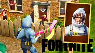 FORTNITE | New Chomp Sr Skin With Gameplay