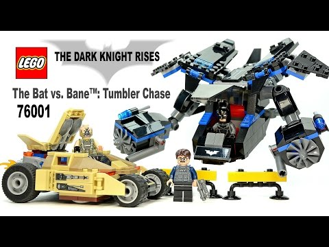 High Speed Build Lego Batman Dark Knight