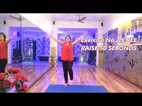 2 Min Easy Tabata Workout to Lose Weight Fast | Quick Weight Loss Exercises | Workout At Home ANTAS