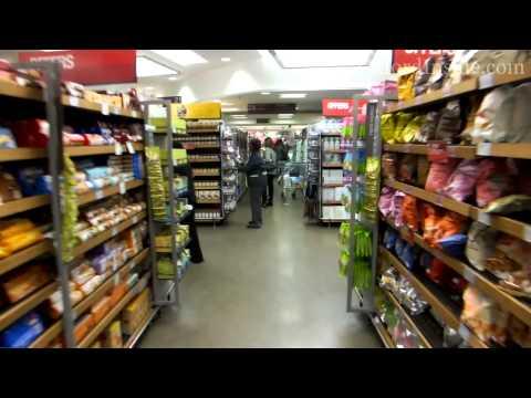 104. В Европе магазин Marks & Spencer это продуктовый! Inside Marks & Spencer Shop.
