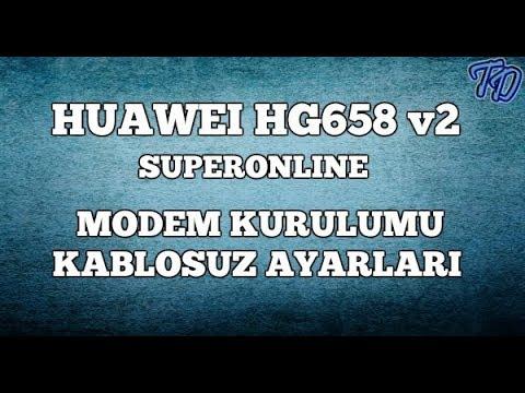 ZTE , HUAWEI , TTNET, Superonline Modem şifresi değiştirme Telefon ile nasıl yapılır?