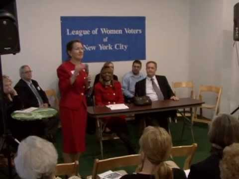 Meet the Commissioners of the NYC Board of Elections: Program One