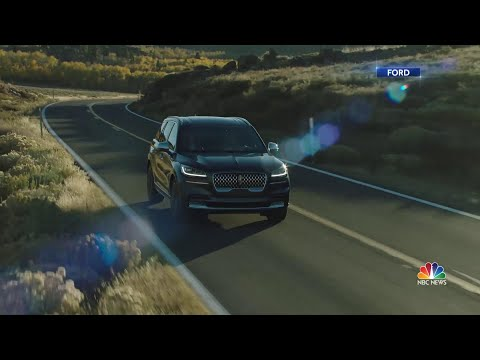 New Lincoln Aviator Welcomes Drivers With Symphonic Soundscape | NBC Nightly News