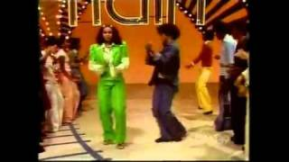 SOUL TRAIN LINE Dance With Me, by Chaka Kahn.avi