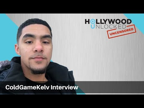 Cold Game Kelv talks Rise to Instafame on Hollywood Unlocked [UNCENSORED]