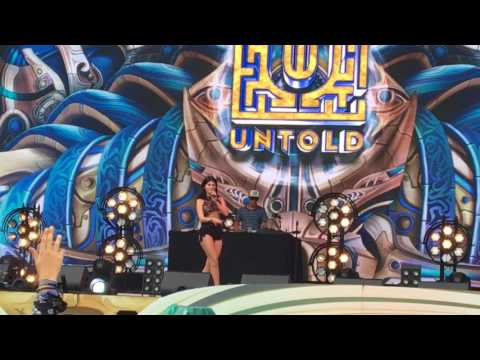 Era Istrefi- Bonbon Untold Festival 2017