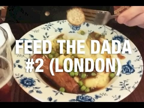 Feed The Dada #2 (London)