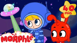 MILA & MORPHLE IN OUTER SPACE! My Magic Pet Morphle - Cartoons For Kids! Morphle! Dinosaurs For Kids