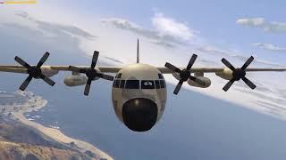 GTA 5 - Крушения самолетов