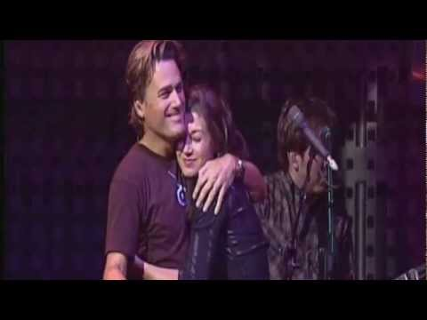 Michael W. Smith _ Amy Grant - Lead Me On - (Live)