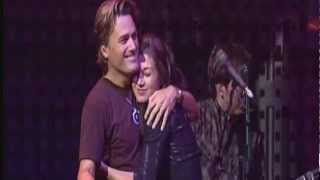 Michael W Smith _ Amy Grant - Lead Me On - Live