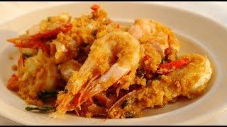 Butter Prawns | Garlic Butter Shrimp | Easy To Cook With Atul Kochchar